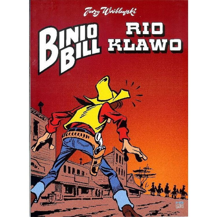 """Binio Bill Rio Klawo"""