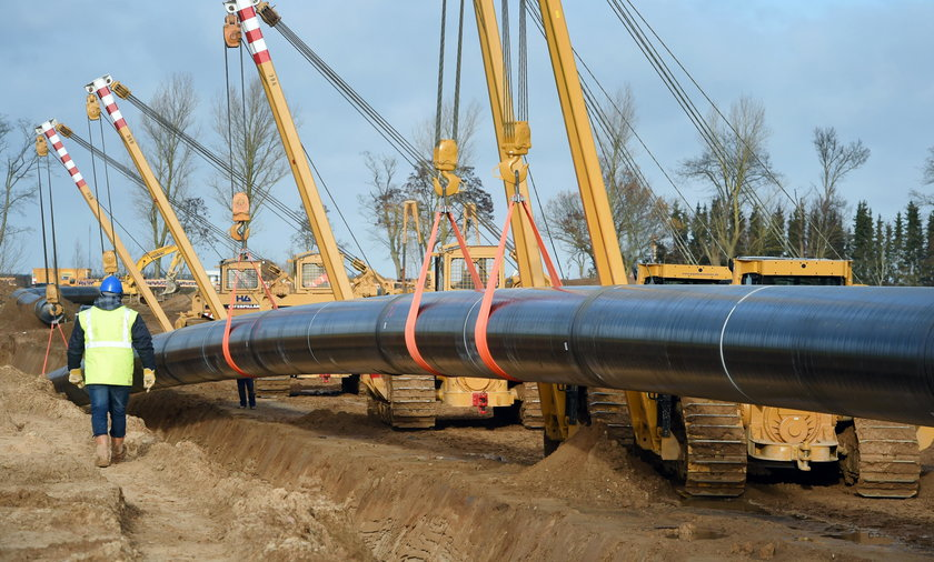 Eugal Natural Gas Pipeline to be Laid in Northeast Germany
