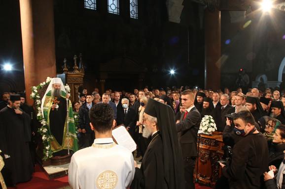 Banjalučki Jefrem povodom posete Porfirija: Patrijarh na ovim prostorima željno čekan i uvek dobrodošao