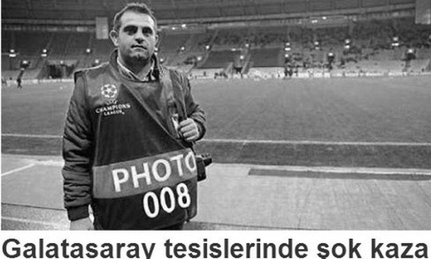 zabity fotoreporter Erkan Koyuncu maracana turcja