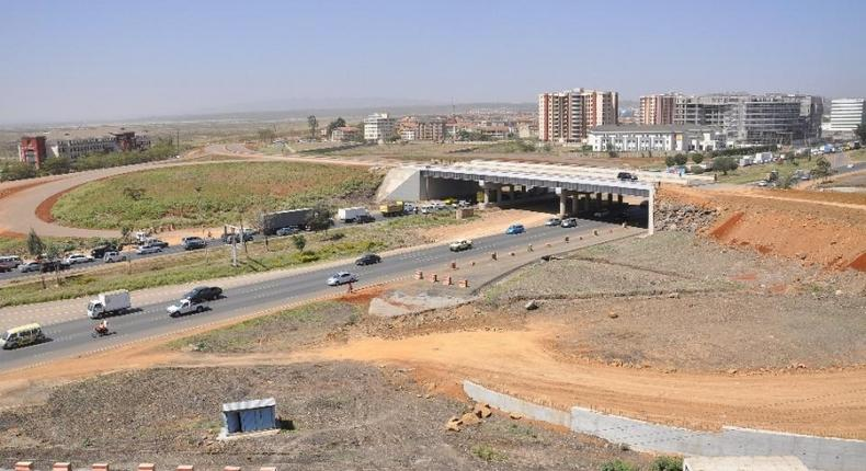 The Friendship City  will sit on about 1,200 acres of land in Athi River, Nairobi. (Citizen TV)