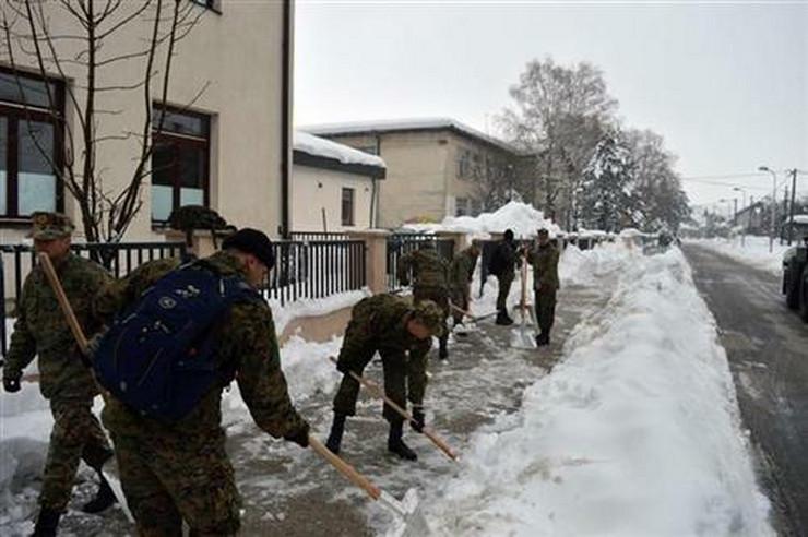 sneg bihac oruzane snage