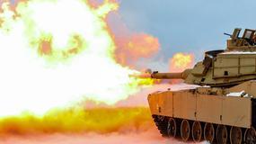 M1A2 Abrams - amerykańskie czołgi w Polsce
