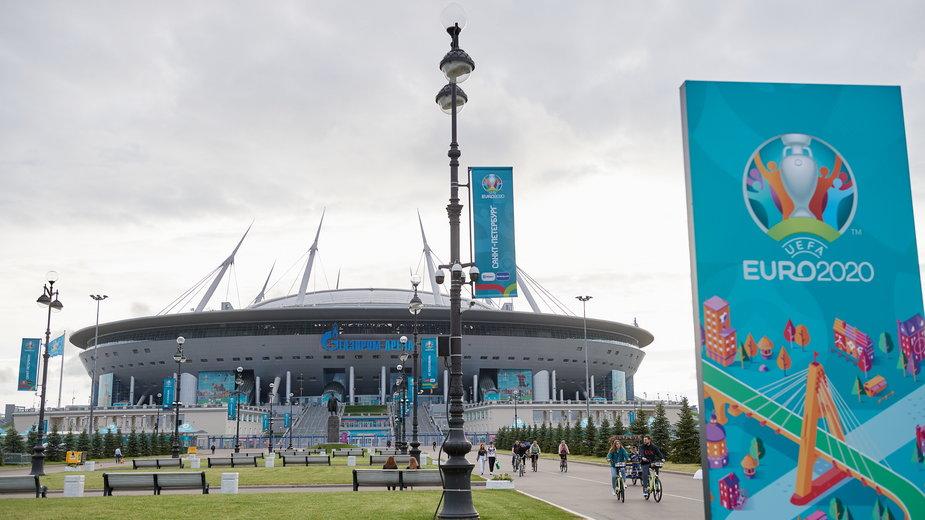 Pojedynek ze Słowacją nasi reprezentanci rozegrają na stadionie Kriestowskim