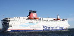 Groza na pokładzie promu Stena Line w Gdyni. Znaleziono zwłoki