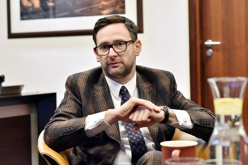 Daniel Obajtek szef PKN Orlen