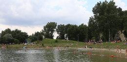 Czarna seria na krakowskich kąpieliskach
