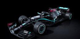 Formuła 1. Mercedes zaprezentował czarne bolidy w ramach walki z rasizmem