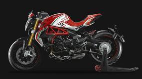 MV Agusta prezentuje nieprzyzwoicie piękny motocykl Dragster 800 RC
