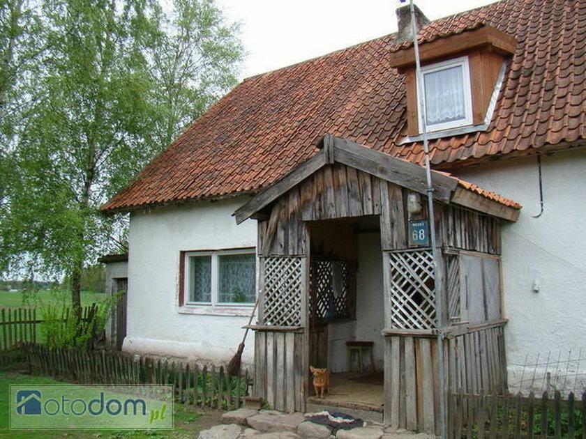 Dom Adama Sztaby na Mazurach