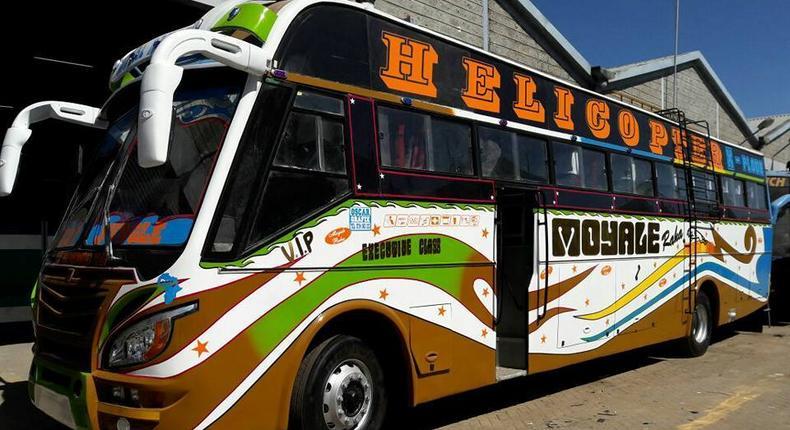 Nairobi-bound Moyale Raha bus attacked by gunmen in Mandera
