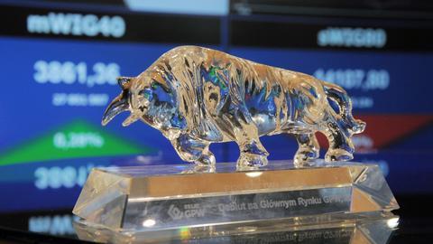 Inwestorzy na GPW szukają spółek, które przyniosą im spore zyski