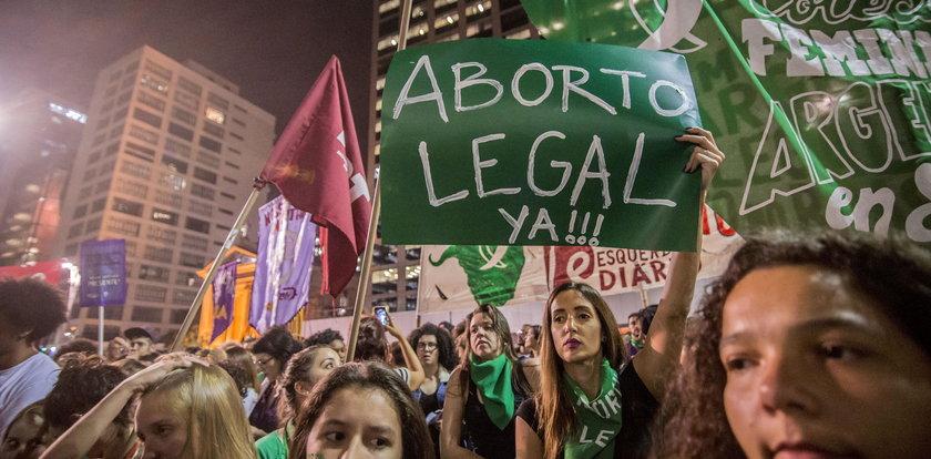 Zgwałcona 10-latka musiała poddać się aborcji. Zatrzymano podejrzanego