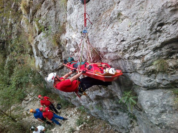 planinari spasavanje