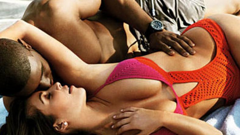 Kusząca Kim Kardashian w sesji dla GQ