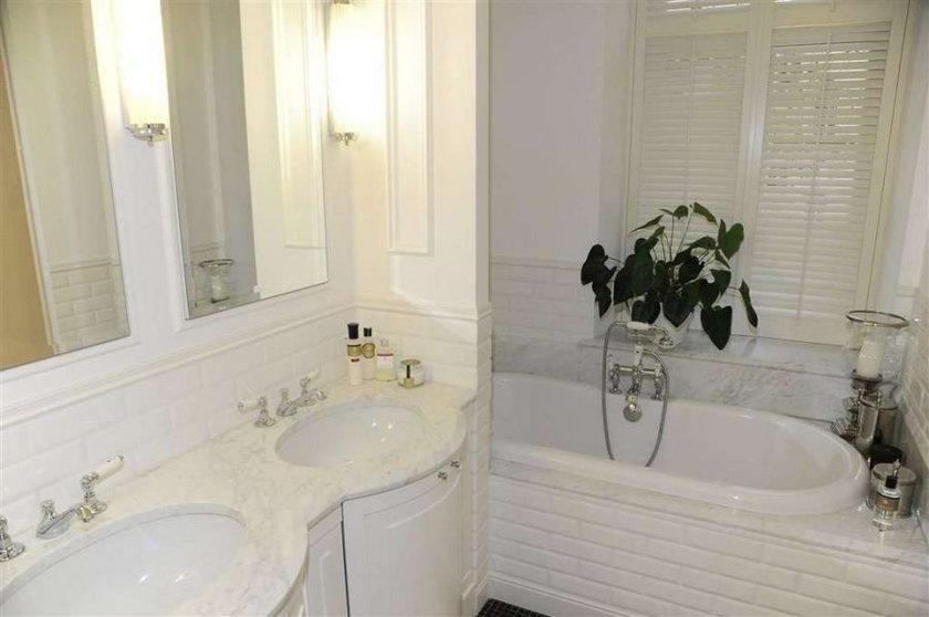 Kto ma tak luksusową łazienkę?