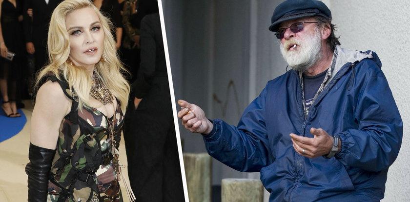 """Brat Madonny jest bezdomny i walczy o przetrwanie. """"Zmarnowałem życie, ale nigdy nie próbowała mi pomóc"""""""