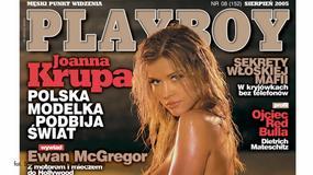 """Gwiazdy podejrzane: Polki na okładkach """"Playboya"""""""