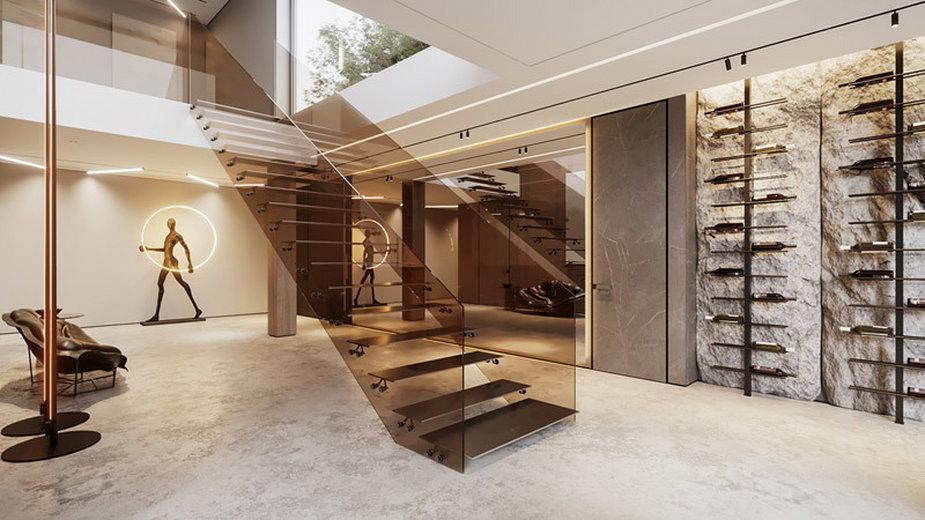 """Dom """"Lagoinha House"""" w Portugalii"""