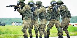 Setki rosyjskich komandosów przy granicy z Polską