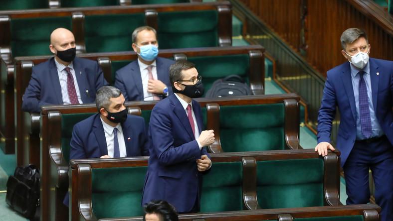 Mateusz Morawiecki, Krzysztof Sobolewski, Michał Dworczyk
