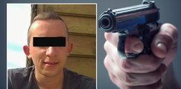 Skandal w Sępólnie Krajeńskim. Zazdrość doprowadziła policjanta niemal do ostateczności. Szokujące, co zrobił kochankowi