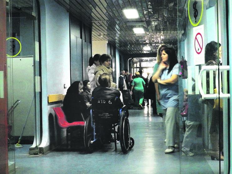 Kraljevo 01 - Opsta bolnica Studenica - Foto N. Bozovic