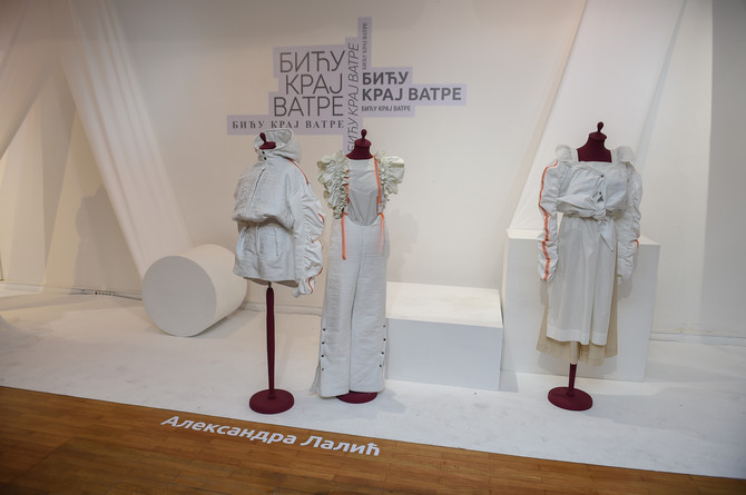 Francuska moda u Beogradu