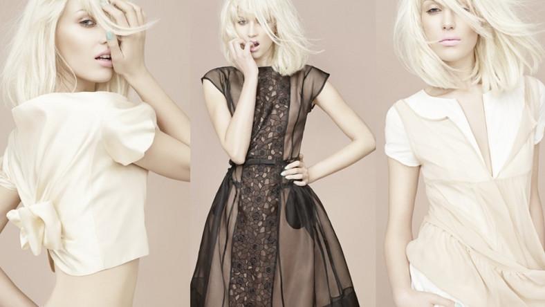 Kolekcja Laura Guidi wiosna/lato 2012 - zdjęcia z kampanii wizerunkowej