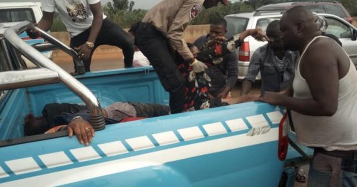 8 die in early morning road crash in Lokoja - Pulse Nigeria