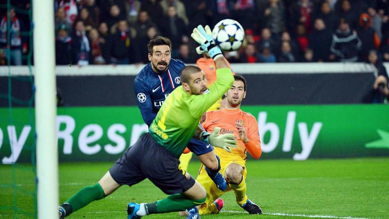 Paris Saint Germain - Barcelona 2:2