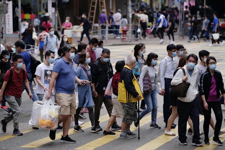 Hongkong pokrivalica korona nova