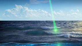 Kosmiczne lasery NASA badają Ziemię