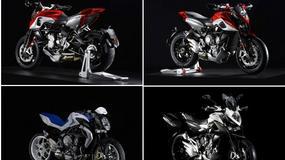 MV Agusta na 7 Wystawie Motocykli i skuterów. Konkurs
