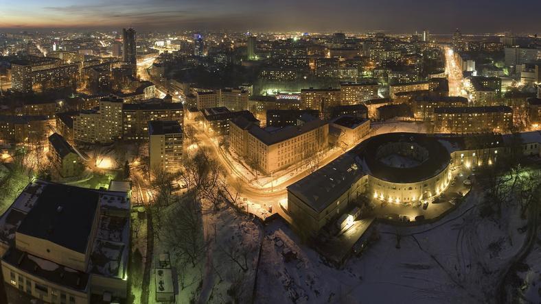 Do ataku doszło w Kijowie
