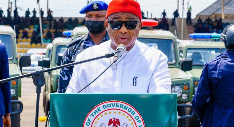 Gov Hope Uzodinma of Imo State (Imo state govt)