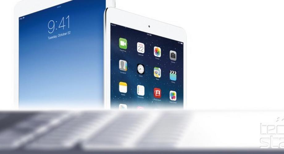 Neue iPad-Hülle mit spürbarer Touchscreen-Tastatur