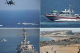 ratne igre Iran kolaž