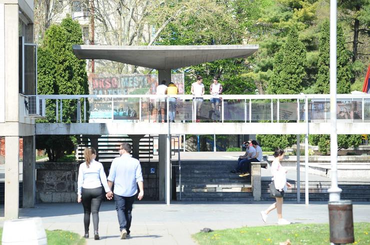 Studentski grad01 izbori foto Milan Ilic