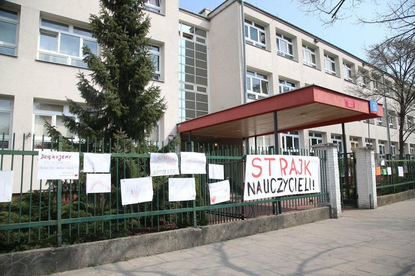 Strajk nauczycieli. Piąty dzień protestu