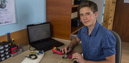 Młody Polak buduje sondę kosmiczną