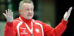 Niemiecki trener uczy się mówić po polsku!