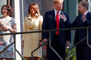 SASTANAK PUTINA I TRAMPA Američki predsednik čeka ruskog lidera u Helsinkiju