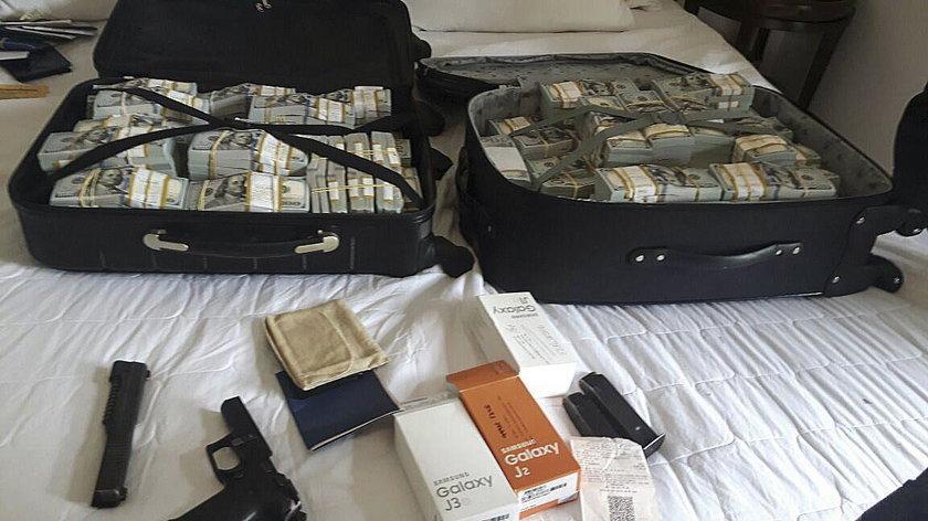 Organizacja Rochy była w stanie miesięcznie wyprodukować około 5 ton kokainy