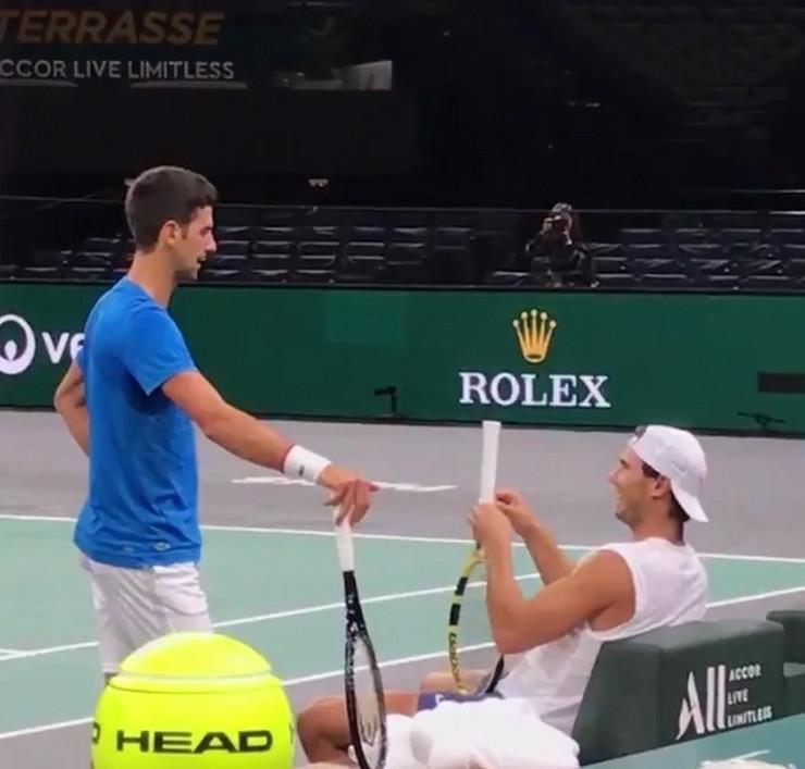 Novak i Rafa