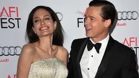Angelina Jolie pochwaliła się tatuażami. Zrobiła je jeszcze z Bradem Pittem