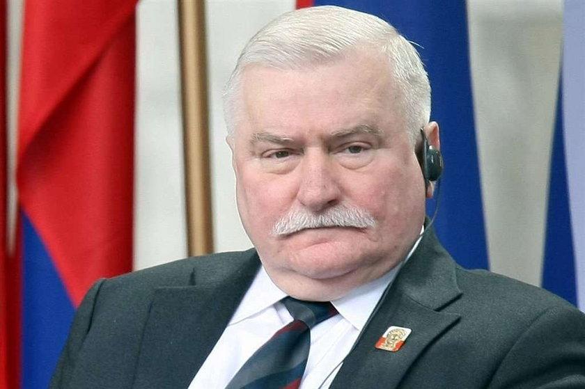 Wałęsa nie będzie twarzą na Euro 2012?