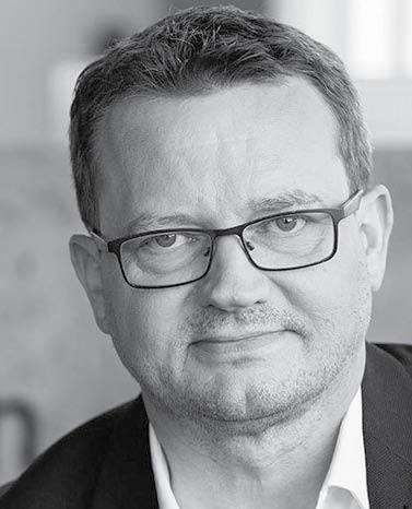 Dariusz Bednarski, partner zarządzający departamentem doradztwa w Grant Thornton