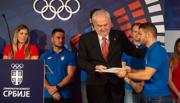 Potpisan poziv za Olimpijske igre u tokiju