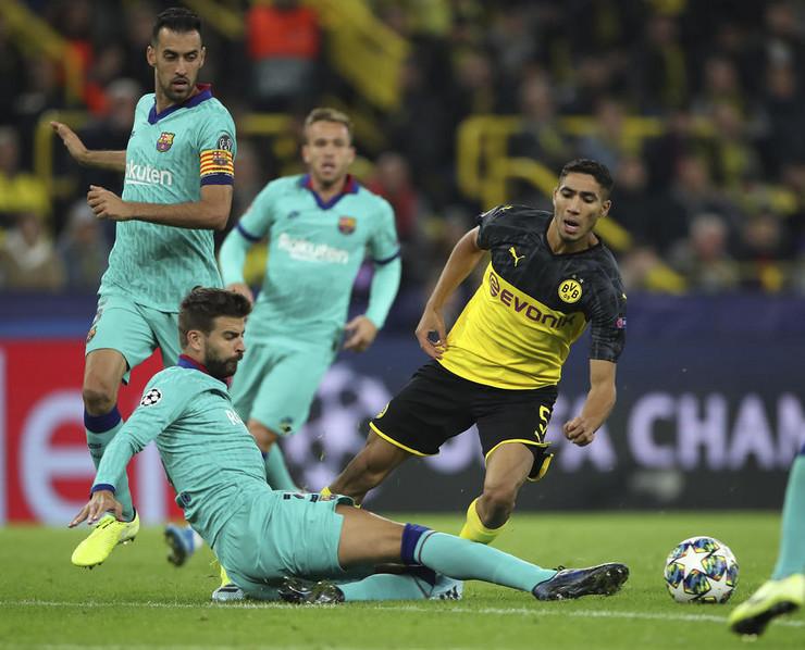 FK Borusija Dortmund, FK Barselona
